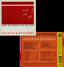 JOE McPHEE PO MUSIC  old eyes & mysteries  /  HAT HUT RECORDS