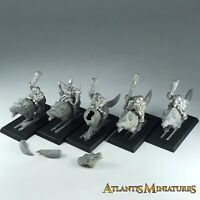 Metal Goblin Wolf Rider X5 - Warhammer Age of Sigmar C1374
