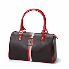 Ohio State University Satchel Buckeyes Handbag Purse NCAA College Football
