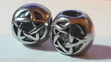 Perlen-Form & kugeln, Metall Rondell