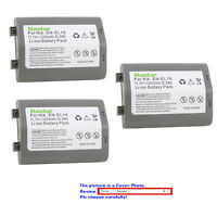 Kastar Battery LCD Dual Fast Charger for Nikon EN-EL18 Nikon MH-26 MH-26a MH-26b