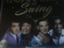 THE KINGS AND QUEENS OF SWING 4 CD SET VARIOUS ARTISTS NEW SEALED FREE POST