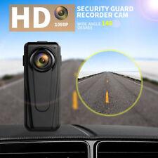 140°1080P Hd Spy Camera H.264 Security Video Recorder Mini Car Camera Sports Dvr
