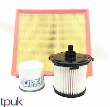 FORD TRANSIT LAND ROVER DEFENDER FILTER SERVICE KIT OIL AIR FUEL 2.2 RWD 2014 ON
