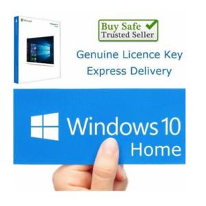 Windws 10 Home Product Key 🛑PLEASE READ DESCIPTIO🛑/