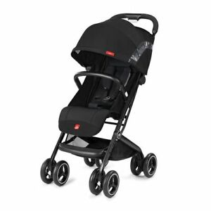 Goodbaby Qbit Stroller Satin Black Pram Compact for Travel