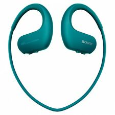 Sony NW-WS 413 L Blau Non Partner Programm MP3-Player 4GB Festspeicher