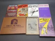 19 Books: Erotic literature, humor, studies. Lot 306