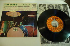 DRUMS VOL.2 . JAM SESSION BIRDLAND ART BLAKEY CHARLIE PERSIP ELVIN JONES 45T.