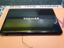 TOSHIBA SATELLITE PRO L650 GENIUNE LCD TOP LID REAR COVER // b190