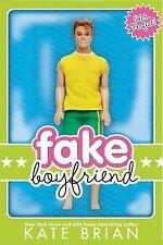 Fake boyfriend Kate Brian
