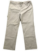 Dennis Uniform Khaki Pants Girls G20