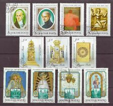 Hungary, Issues of 1990, 1991, Cancelled to Order hinged, 1990, 1991