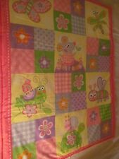 ENCHANTED GARDEN Baby/Toddler/Youngster Quilt