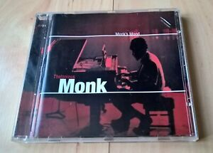 THELONIOUS MONK - MONK'S MOOD - CD (EX. cond.)
