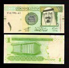 SAUDI ARABIA IN MIDDLE-EAST, 1 NOTE OF 1 RIYAL  2009, P-31,