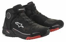 Alpinestars CR-X DRYSTAR RIDING Motorbike/Scooter Short Ankle Boots/Shoe-Camo