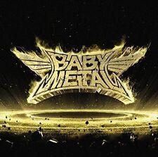 Babymetal Import Metal Music CDs & DVDs