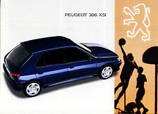 Peugeot 306 XSi 12 / 1993 catalogue brochure