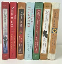 Lot of 7 Richard Paul Evans HC Hardcover Novels Very Good Condition