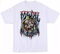 Metal Mulisha Men's Destroyer Tee T-Shirt SIze L