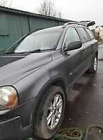 VOLVO xc90T6 low miles spares repairs excellent engine and auto box lpg fitted