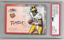 PSA 7 AUTOGRAPH 10 TOM BRADY 2000 FLEER AUTOGRAPHICS AUTO ROOKIE RC
