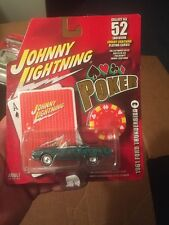 Johnny Lightning Poker Series 1961 Ford Thunderbird #3