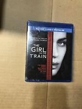 The Girl On The Train Blu Ray & DVD Set (No Digital) Brand New In Wrap!