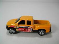 Matchbox 1999 Chevy Silverado Truck Hammer & Nails HTF 1/64 Scale JC7
