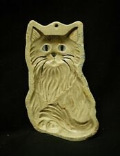 Classic Style Cat Kitten Spoon Rest or Country Kitchen Wall Art Hanging