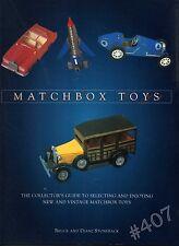 Matchbox Toys Coleccionistas guía para los nuevos y antiguos. publicación de 2002