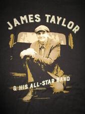 JAMES TAYLOR & His All-Star Band Concert Tour (2XL) T-Shirt