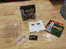 Golden Sun (Nintendo Game Boy Advance, 2002) Gba OVP PAL