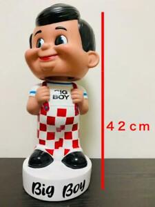 Big Boy Extra Large bobbing head Vintage Hobby Figure Doll American Rare A347