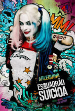 Harley Quinn Movies Art Posters
