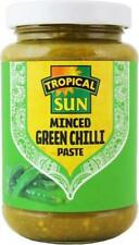 Tropical Sun Minced Green Chilli Paste