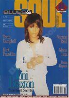 BLUES & SOUL MAGAZINE - TONI BRAXTON, TEVIN CAMPBELL, KIRK FRANKLIN - JUL/AUG 96