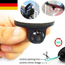 360° Rückfahrkamera Einparkhilfe Kamera Nachtsicht Mini Auto KFZ Wasserdicht HD