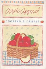 APPLE APPEAL COOKING & CRAFTS VINTAGE CURRENT BOOK COOKBOOK SPICED APPLE BUTTER