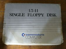 1541 Single Floppy Disk Drive, boxed for Commodore 64 / 128 C64