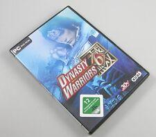 Dynasty Warriors 6  XI (PC, 2008, DVD-Box) Erstausgabe mit Handbuch