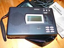 Weltempfänger Lifetec LT9091, Tragbares Radio