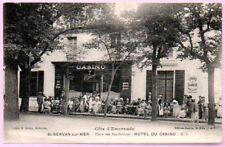 CP: Dept 35 (Ille-et-Vilaine) ST SERVAN Hôtel du casino, Place des Bas-Sablonne