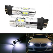 2x BMW 3 Series F30 F31 F34 PW24W SAMSUNG LED DRL Daytime Running Light Canbus