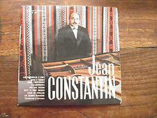 Jean Constantin - gala des variétés G 318 -