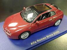 M4 Models Alfa Romeo Brera 2005 1:43 rood