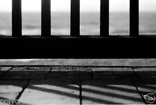Photo Art Artiste Déco design Noir et Blanc - Entre Ombre et Mer