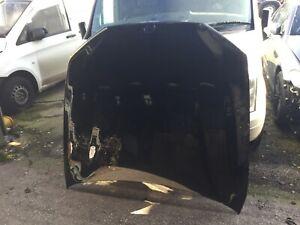BMW 5 SERIES Genuine Bonnet 2019 black 41007440427