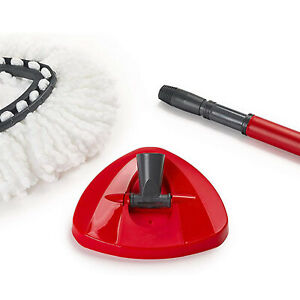 Rotating Mop Base Replacement Plastic Mop Head Disc for O-Cedar Easy Wring Mop